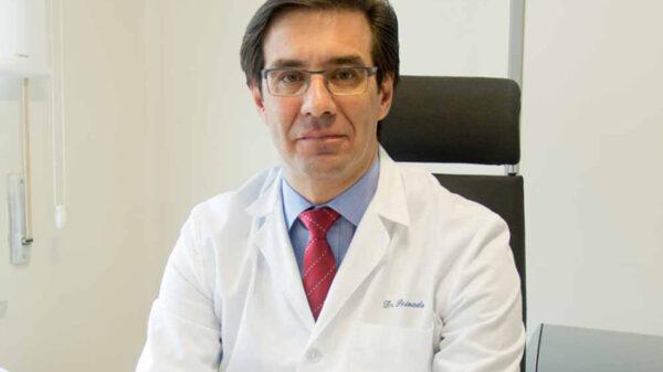 El doctor Francois Peinado