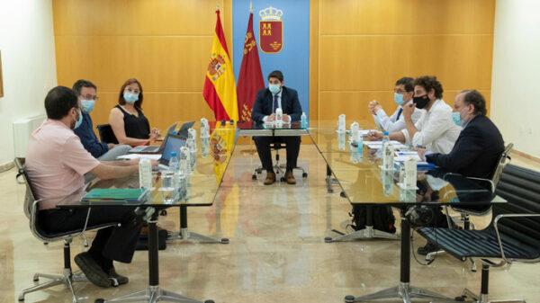 El Gobierno de Murcia