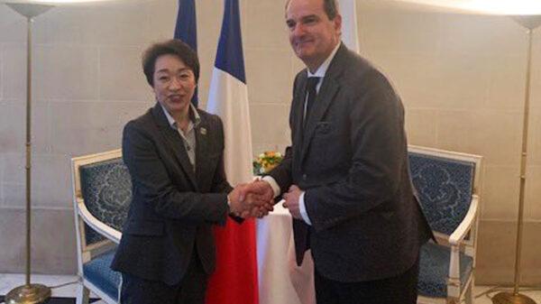 Jean Castex, nuevo primer ministro francés, en una foto de archivo