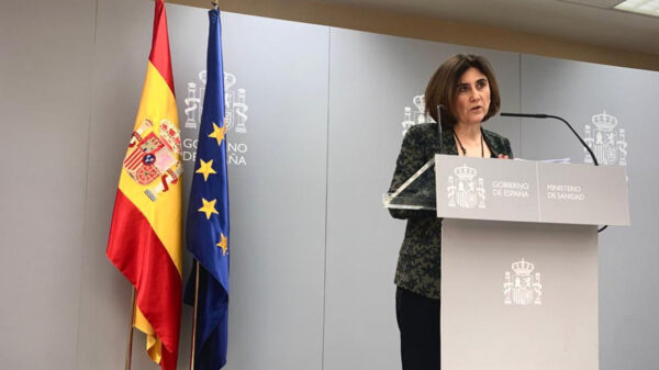 María José Sierra, número dos del Centro de Coordinación de Emergencias y Alertas Sanitarias