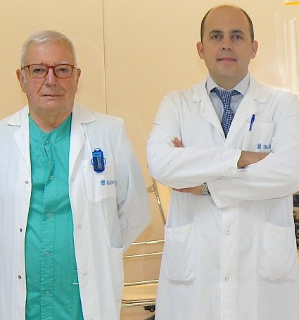 En el Hospital Ruber Internacional se lleva a cabo esta técnica con óptimos resultados